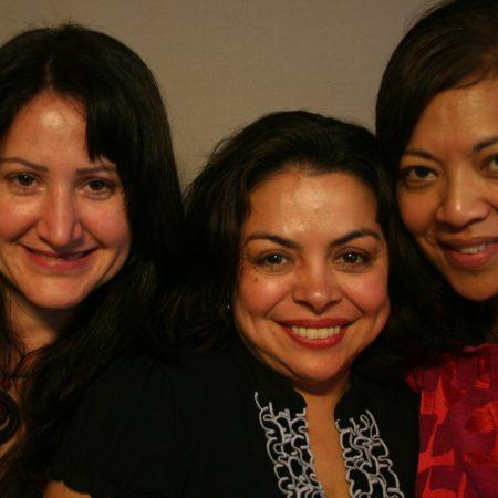 Dilcia Morales, Mei Wong, and Monica  Alvarenga