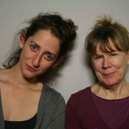 Michelle Brenard and Sarah Geis