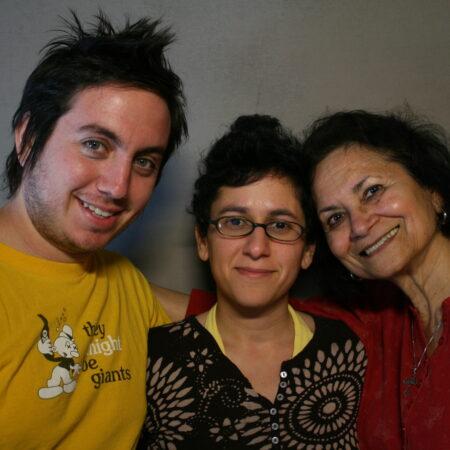 Teresa Abaid, Nicole  Abaid, and Eric Rosenzweig
