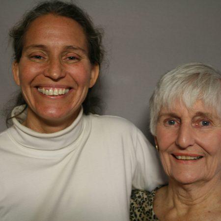 Barbara Martinez and Renee Martinez