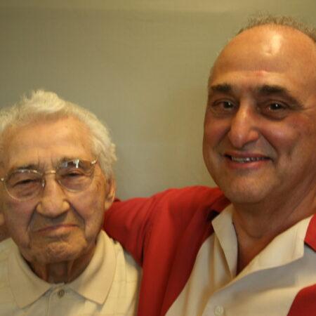 George Gingerelli and George Gingerelli