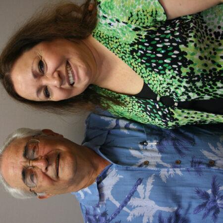 Jesse Lomelí and Marta Lomelí