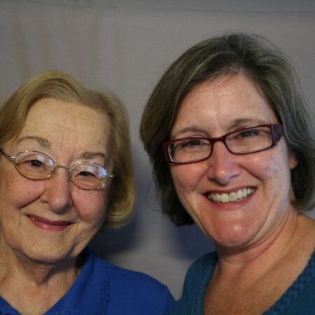 Ann Smith and Lisa Veglahn