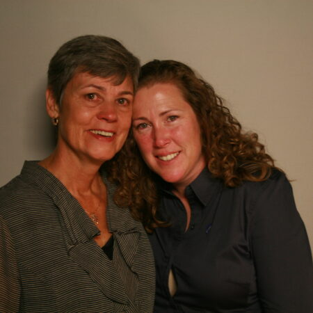 Pat Hasslinger and Solana Henneberry