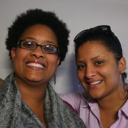 Kristin Tubre and Kimberly Tubre