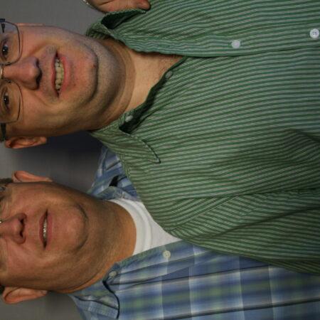 Christopher McPherson and Matt Hinrichs