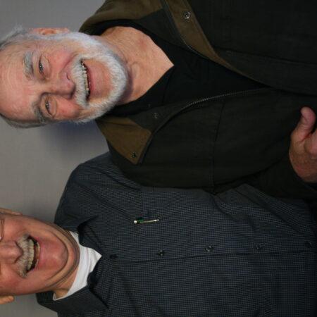 Warren Bowden and Kevin Fischer