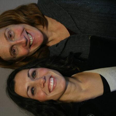 Jessica Zaffarano and Shelly Mariposa