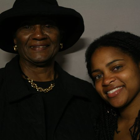Emma Akalonu and Marquita James