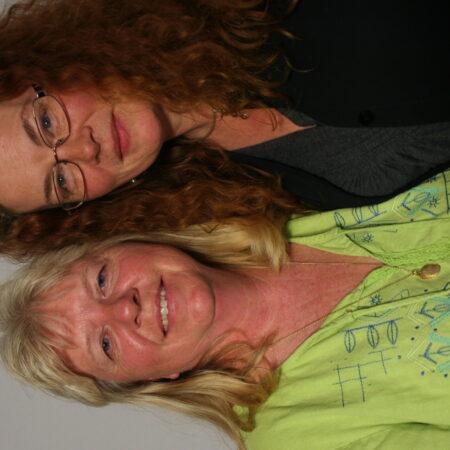 Katherine Shaw and Carol Graham