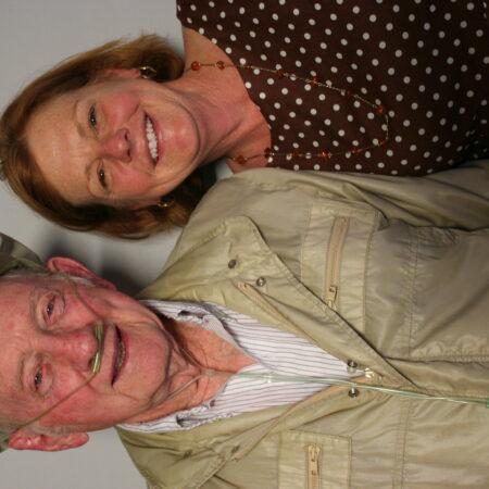 Eugene Luttrell and Melinda Luttrell Burke