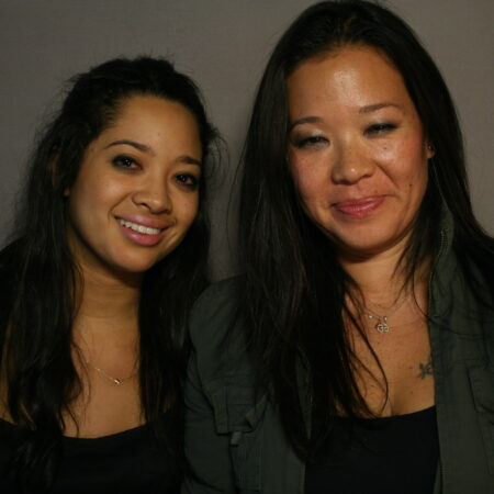 Mari Keiko Gonzalez and Devon Gonzalez