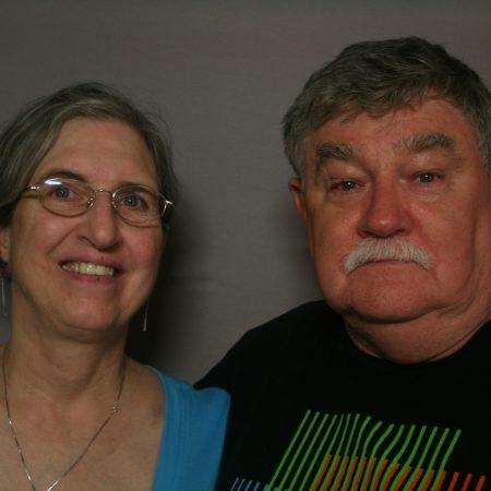 Michael Devereux and Lane Gustafson Devereux