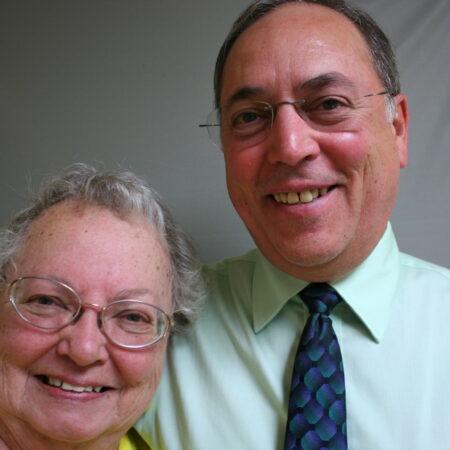 Mardelle Brutzman and Ken Brutzman