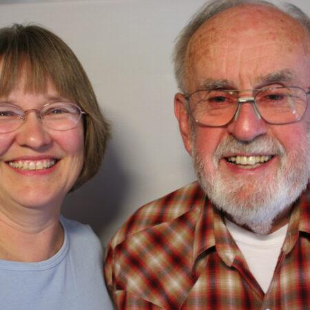 Oscar Elgert and Lorie Swearingen
