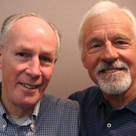 Thomas Dean and Robert Burkhardt