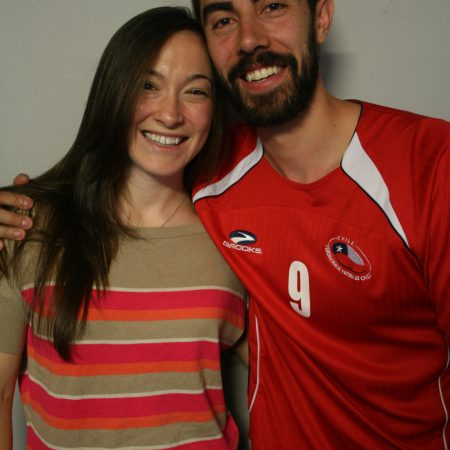 Javier Rodriguez and Leslie Rodriguez