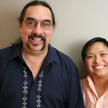 Paul Ortiz and Chris Rivera