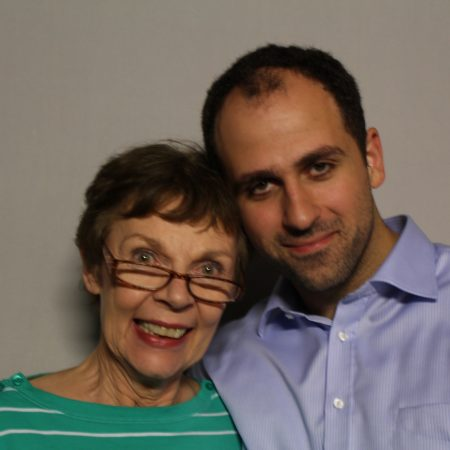 Barbara Kujanpa Saniie and Matthew Saniie