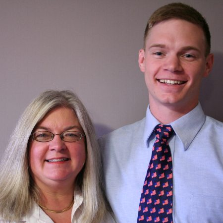 Justin Garrett and Shirley Garrett
