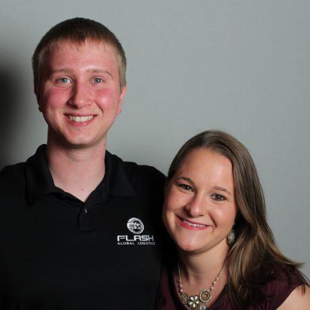 Daniel Misar and Katherine St. Clair