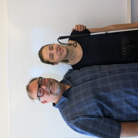 Jane Brunson and Bob Brunson