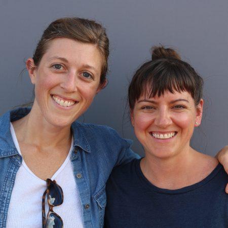 Rachelle  Schneider and Megan Schneider