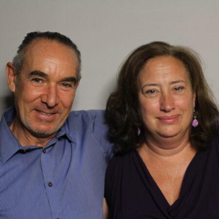 Gedalia Braverman and Elizabeth Schaffer