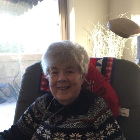Helen Purcell, a flight nurse in the Vietnam era, talks about her nursing career and the importance of service