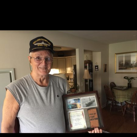 Paul Keefe is a retired aeronautical/ electrical engineer who values his Cold War service in the U.S. Navy.