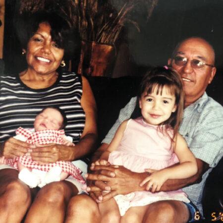 Grandma and Grandpa Rios