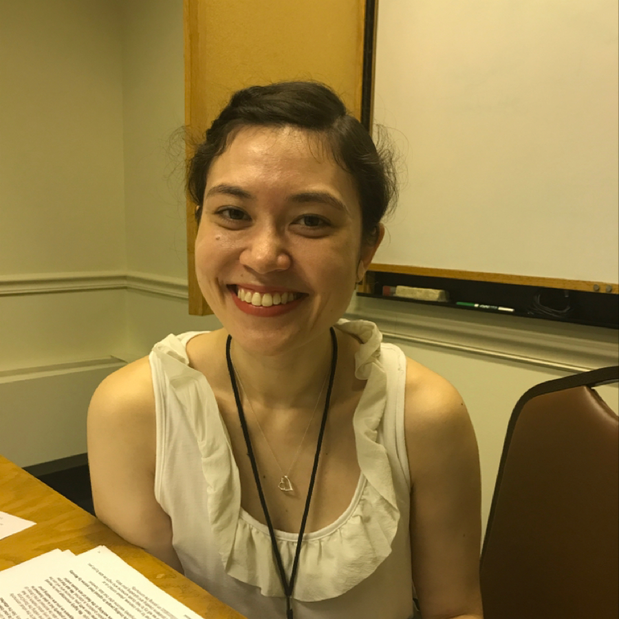Ikumi Crocoll, Reference Librarian - Interview