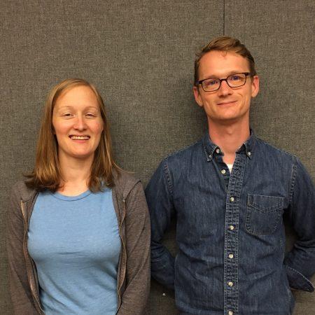 Jonas Friddle & Anna Jacobson