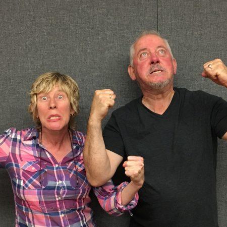 Jon Langford & Sally Timms