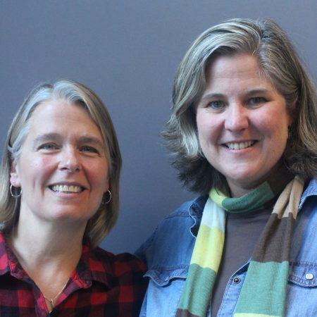 Laura Doherty & Karen Banks-Lubicz