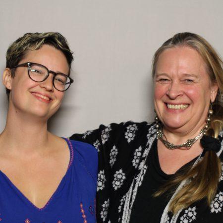 Rebecca Armstrong & Mareva Lindo