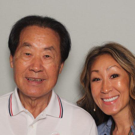 Joo Haeng Cho and Sandra Cho