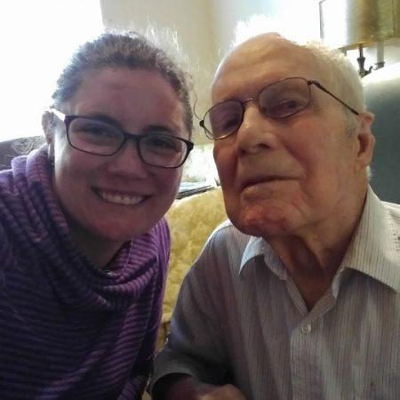Granddad's 100th birthday