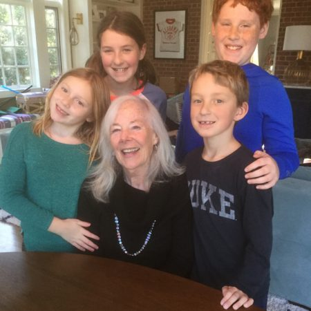 Janie kennedy - thanksgiving 2017