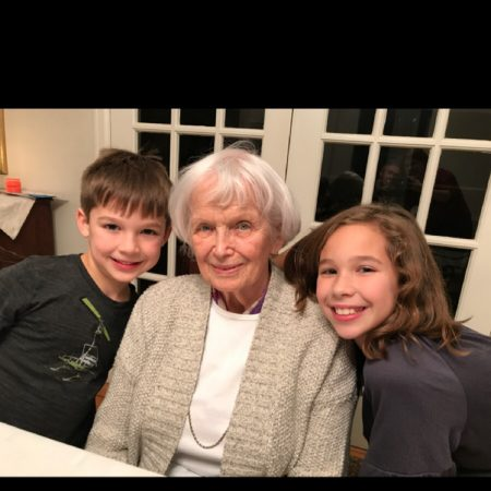 Thanksgiving interview of Great-Grandma