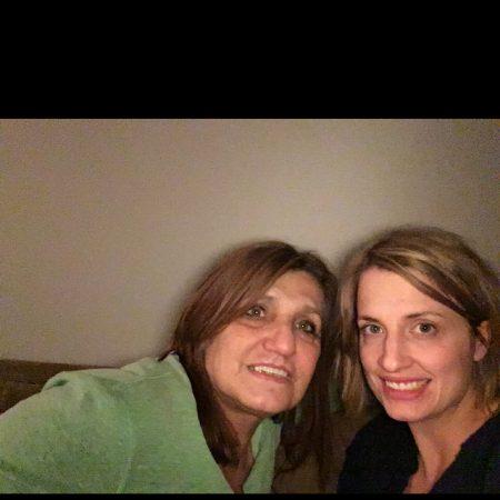 Interviewing my mom, Roxanna Kosin on Thanksgiving 2017.