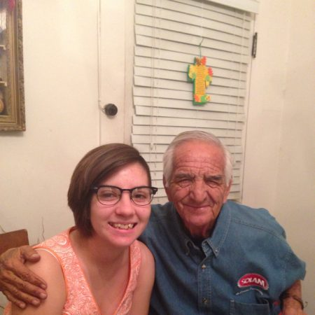 Interview with my Abuelo Rolando