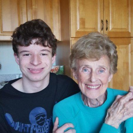My Nana And Her Wonderful Stories