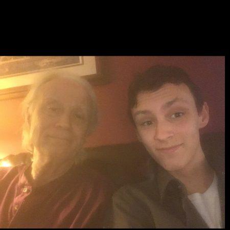 Ian Mason Interviews Grandfather Michael Rose for the Great Thanksgiving Listen 2017