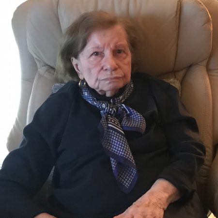 Interview with my Grandma