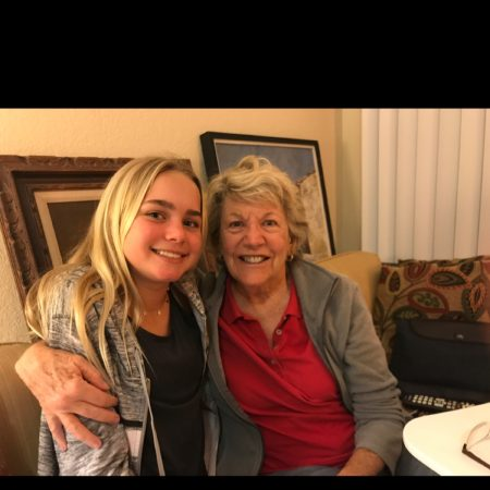 Lindsey Riddell talks to her grandma Emily about her childhood and her life.