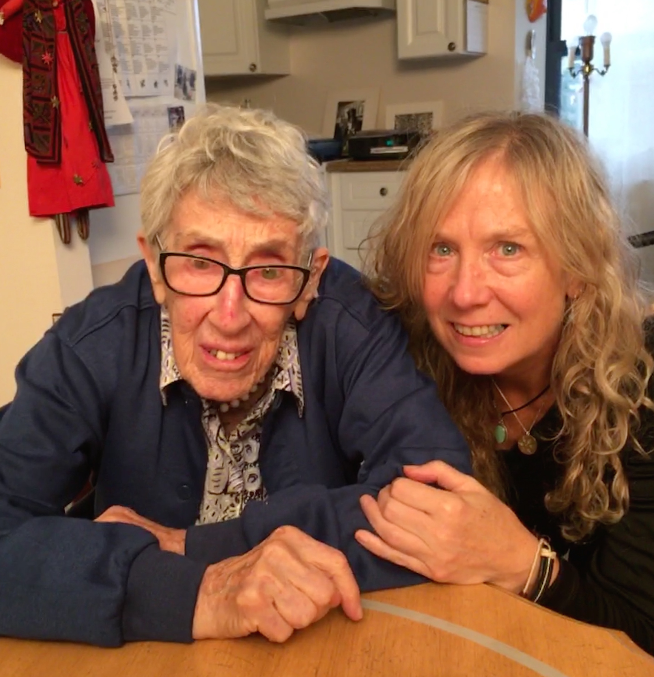 Peggy Lipschutz & Peggy Browning