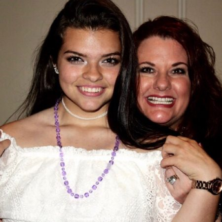 Giovanna DeCaprio and her mom, Donna create a better bond discussing life lessons.