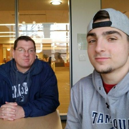 Dad Interview