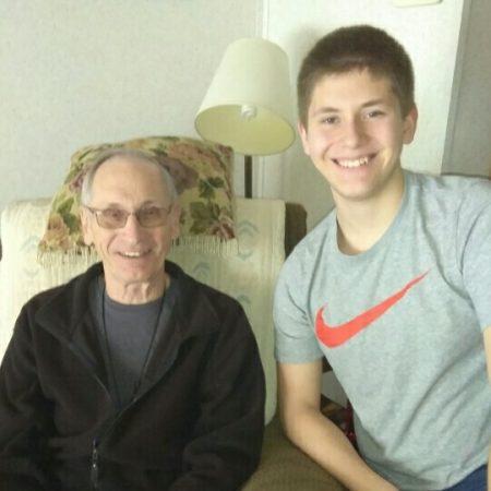 Grandpa Tenney Interview